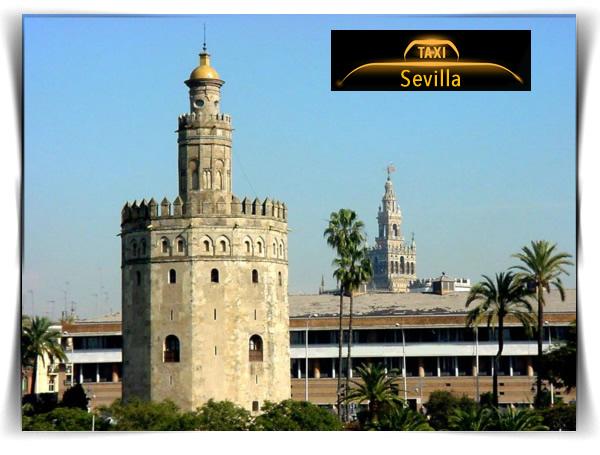 Taxi Turístico Sevilla