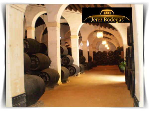 Taxi Turístico Jerez Bodegas