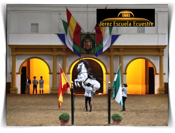 Taxi Turístico Jerez Escuela Ecuestre